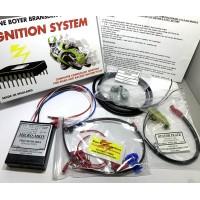 KIT00079 - BSA / Triumph Distributor unit single's 6V