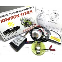 KIT00051 - BSA / Triumph 12V single (side points) electronic ignition system