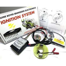 KIT00051 - 12V single (side points) electronic ignition system