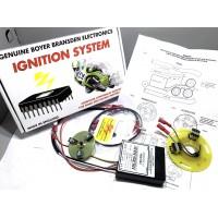 KIT00054 - BSA / Triumph 12V 3-Cylinder electronic ignition system
