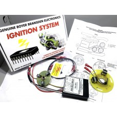 KIT00054 - BSA / Triumph 12V 3-Cylinder electronic ignition system