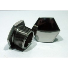 65-5331 - Fork tube nuts