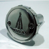 67-5021 - Adjustable Steering Damper (Piled arms logo)