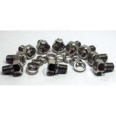 68-6095 - Sprocket to brake drum bolt kit